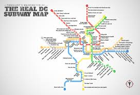 Judgmental Austin Map Judgmental Washington Dc Metro Map Thrillist