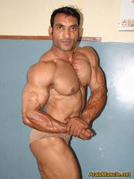 Bodybuilder Vijay More from Maharashtra - DSK02068%20Vijay%20More