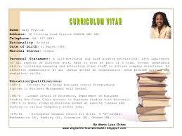 Good Cv Writing   Sample Resume For Writing Job