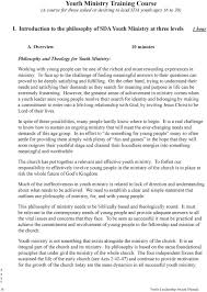 youth leadership award manual first edition pdf