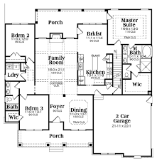 Small 3 Bedroom House Floor Plans by 3 Bedroom House Floor Plans With Garage2799 0304 3 Room House Plan