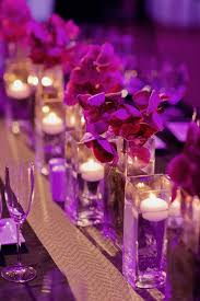 Purple Floating Candles For Centerpieces by 54 Best Radiant Orchid Images On Pinterest Marriage Orchid