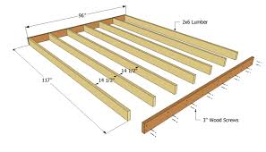 free 10 10 wood shed plans friendly woodworking projects