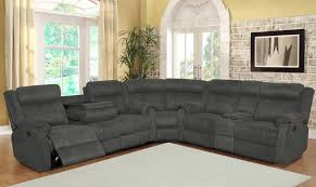 Leather Sofa Chaise by Living Room Sectional Reclining Sofas Large With Recliners