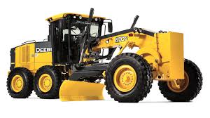 50th anniversary edition john deere 872gp road grader in 1 50