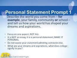 Tips for Writing the UC Personal Statement Prompt    Tweet