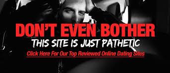 Online Dating scam alert image