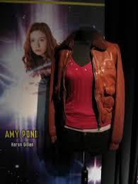 Amy Pond Halloween Costume Pin Jenna Shattuck Doctor Fun