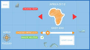 Africa Map Game by World Map Puzzle Android Apps On Google Play