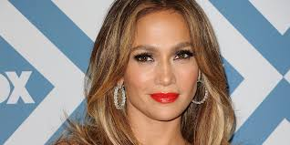 jennifer lopez wows in leather dress while promoting u0027american