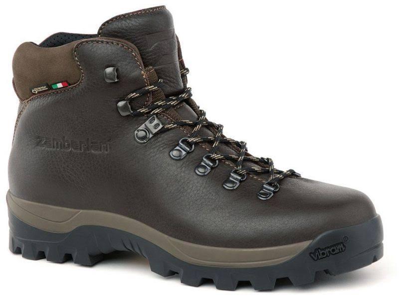 Zamberlan Sequoia GTX Hiking Boot Brown 12 5030BRM-47-12