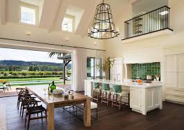 Modern Country Homes Interiors Fresh And Modern Wine Country Home With Indoor Outdoor Living