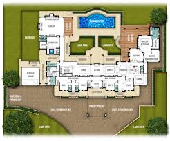 Floor Plans For One Level Homes by Inspiration 70 4 Bedroom Split Level Floor Plans Design