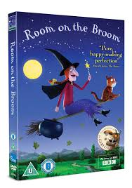 http://www.amazon.com/Room-Broom-Gillian-Anderson/dp/B00BMQOD1I/ref=sr_1_1?ie=UTF8&qid=1383783820&sr=8-1&keywords=roomon+the+broom+dvd