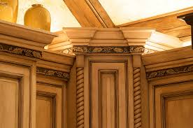 Molding On Kitchen Cabinets Kitchen Cabinet Door Trim Ideas Video And Photos