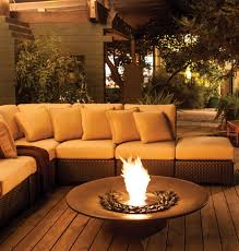 Brown Jordan Fire Pit by Brown Jordan Playing With Fire Interior Design Center Of St