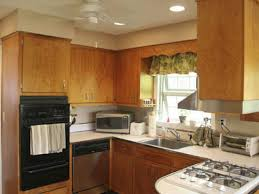 Kitchen Cabinets Inside Kitchen Staining Kitchen Cabinets With Regard To Glorious Tea