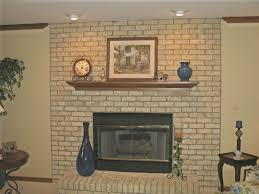 brick fireplace paint ideas fireplace pinterest brick