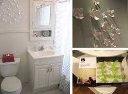 How To Decorate Walls by Decorative Floral Accents Wall Ornament Decoration For Bathroom