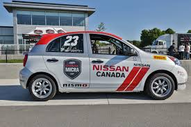 nissan micra top model 2016 nissan micra cup proves you can race a cheap car with no