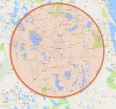 Baldwin Park Orlando Map by Contact Fahrenheit Plumbing 407 637 5182 Orlando Florida