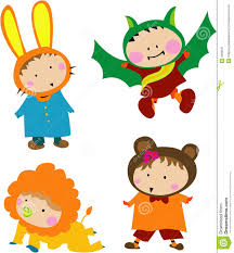 halloween characters clipart costumes clipart the cliparts databases