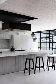 kitchen style brick wall industrial kitchen open shelves