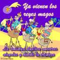 Frases de dia de los reyes | Imagenes de facebook Postales Bonitas ...