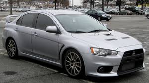 mitsubishi lancer evolution x wikipedia
