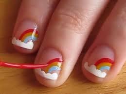 30 easy nail designs for beginners kid nails kid nail art and