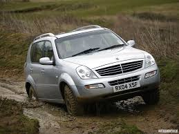 selling cars ssangyong rexton inexpensive cars in your city