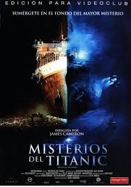 ghosts of the abyss misterios del titanic