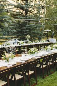 Wedding Backyard Reception Ideas by 74 Best Outdoor Wedding Reception Images On Pinterest Marriage