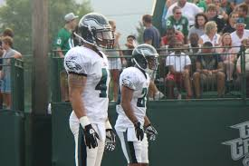 Eagles' safeties