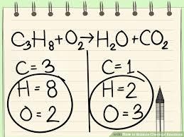 Balancing Chemical Equations Worksheet Grade      balancing     lbartman com