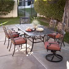 Wholesale Patio Dining Sets by Belham Living San Miguel Cast Aluminum 7 Piece Patio Dining Set