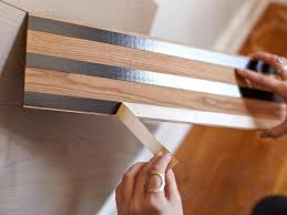 Wood Decor by How To Apply Stikwood Paneling Hgtv