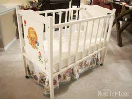 Vintage White Baby Crib by Antique Baby Crib Vintage From Storkline 1950 Baby Nursery