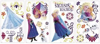frozen stickers wall murals ireland frozen stickers springtime stickers by www wallmurals ie
