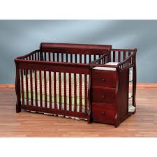 Convertible Crib Changer Combo by Tuscany Convertible Crib And Changer Combo Creative Ideas Of