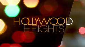 Hollywood Heights affiche