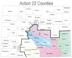 Map Of Colorado by Action 22 Is Regional Advocacy For Southern Colorado