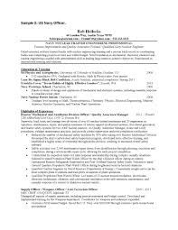 Ex Military Resume Examples by Download Nuclear Procurement Engineer Sample Resume