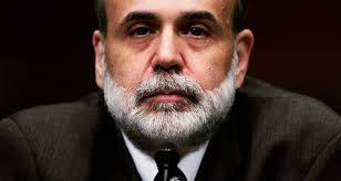 Math challenged Bernanke