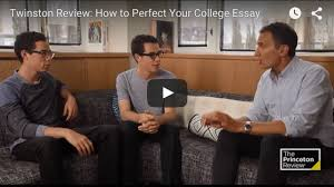 Crafting an Unforgettable College Essay   Apply   The Princeton Review The Princeton Review