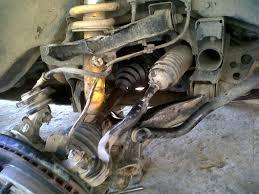 lexus v8 pajero conversion brake upgrades to a gen 2 pajero