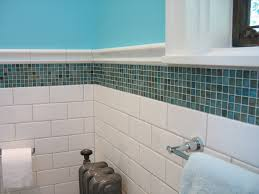 New Trends In Bathroom Design by Bathroom Tile Fresh Tile Accents In Bathroom Home Decor Color