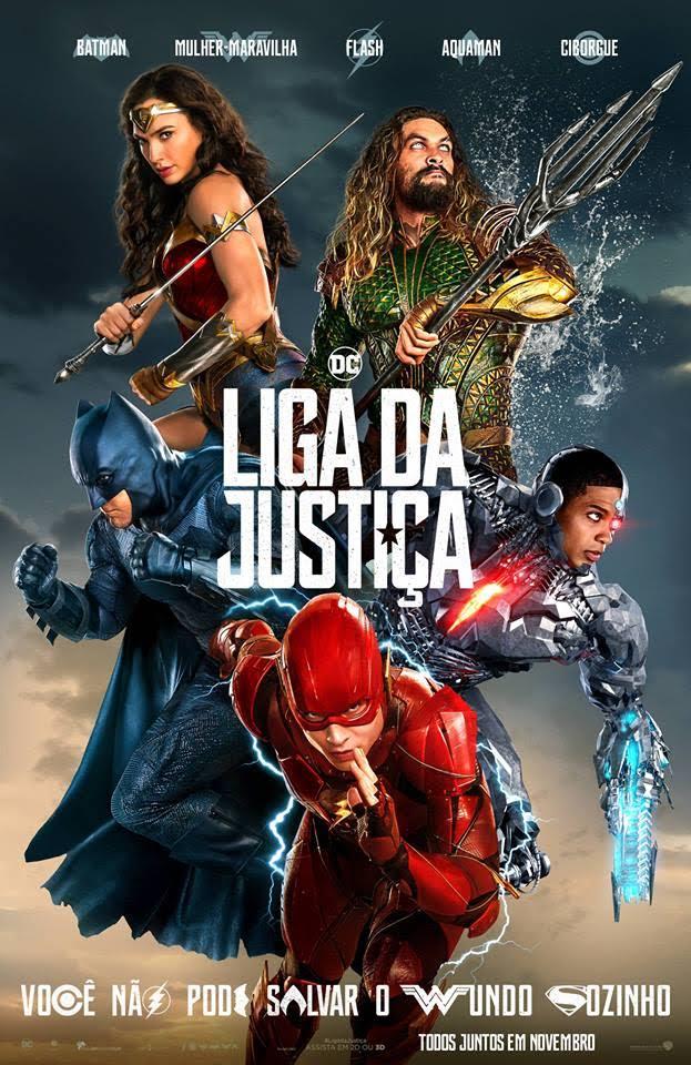 Filme || Liga da Justiça