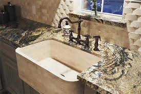 Apron Front And Farmhouse Sinks Index - Marble kitchen sinks