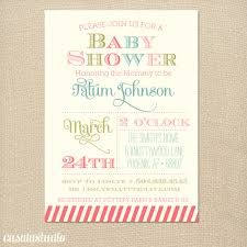 Baby Shower Invitation Cards Templates Free Baby Shower Invitation Templates U2013 Gangcraft Net